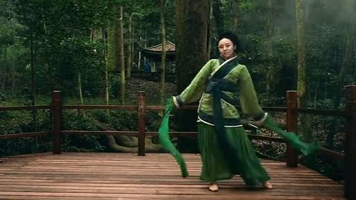 汉服舞蹈视频 | 汉服版《采薇》舞,昔我往矣,杨柳依依