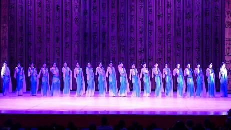 《采薇舞》舞蹈教学视频(动作分解教学)