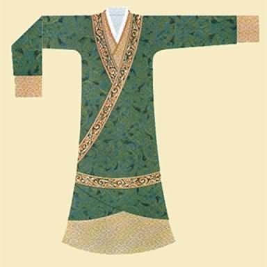 汉服发展史 | 中国汉服演变史:汉代服饰制度
