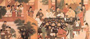 在汉服雅集中,这些传统宴饮礼仪你会知道吗?(一)