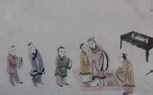 【汉服礼仪】中国传统文化:行走礼仪的前世今生