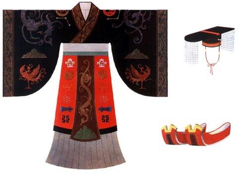 华夏汉服文化对:和服、韩服的深远影响(长图文解说)(上)