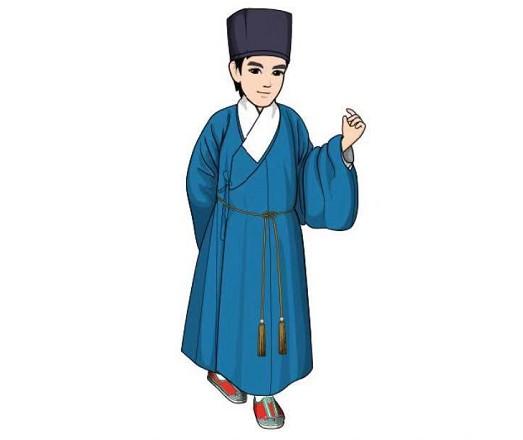 【汉服穿搭】道袍怎么穿搭,汉服同袍带你了解道袍的穿搭层次
