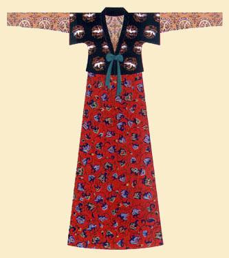 女性襦裙考古(唐代 )