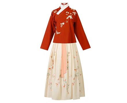 想成为大明少女?来了解汉服袄裙的分类及简介