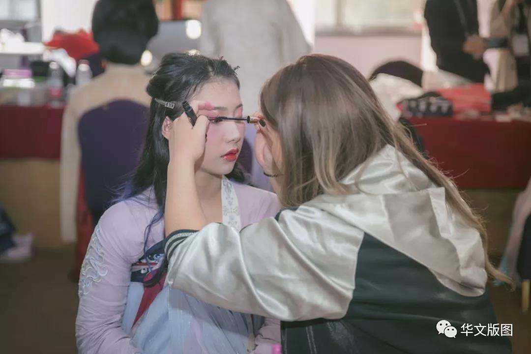 2019西塘汉服文化周:妆造大赛报名开始啦~