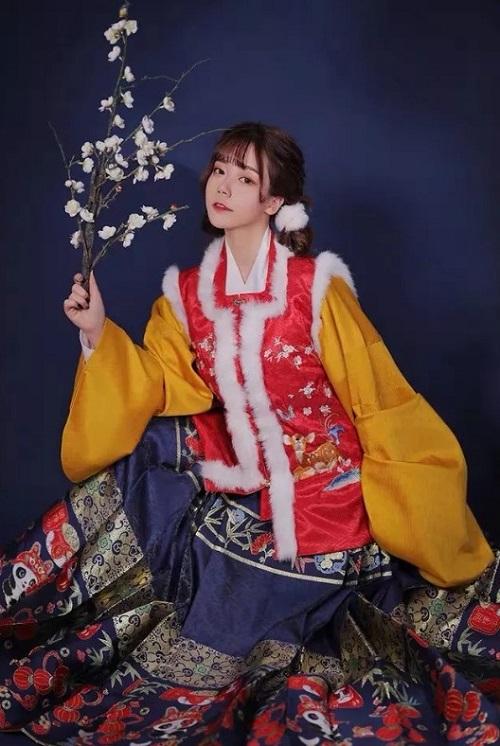 春节穿什么汉服?过年汉服搭配推荐