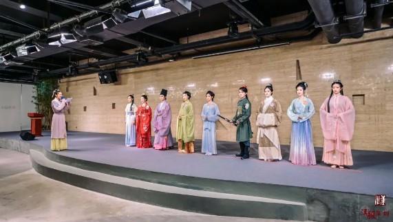 2020礼仪华夏汉服模特大赛-深圳赛区,预告!