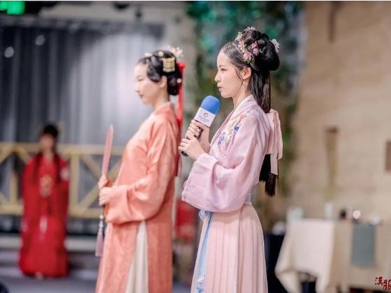 2020礼衣华夏汉服模特大赛深圳赛区,报名开始