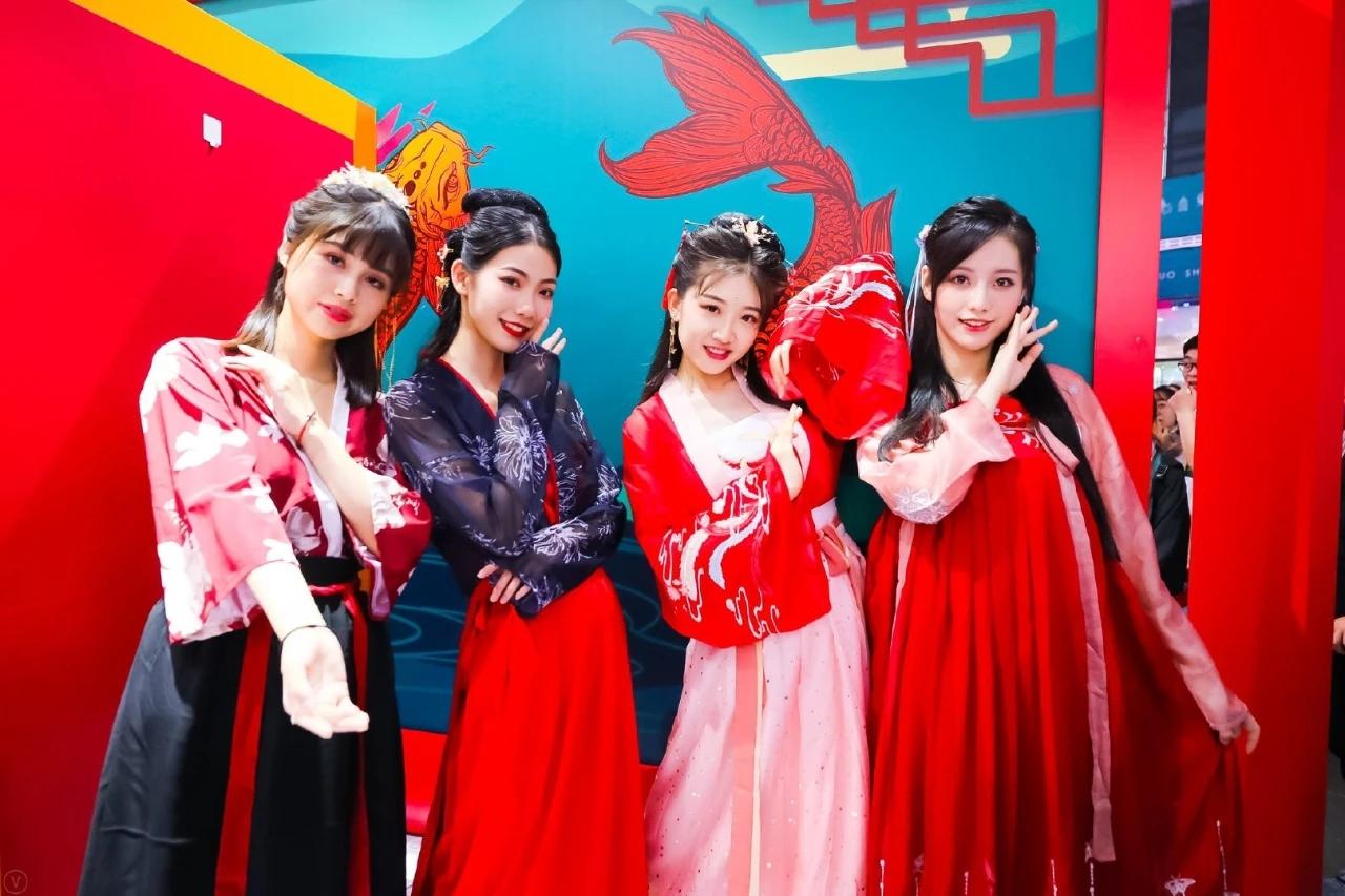 上海汉服展|2020ChinaJoy首度亮相汉服展区