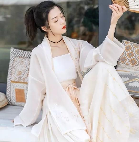 宋制汉服的形制有哪些?女装宋制汉服科普