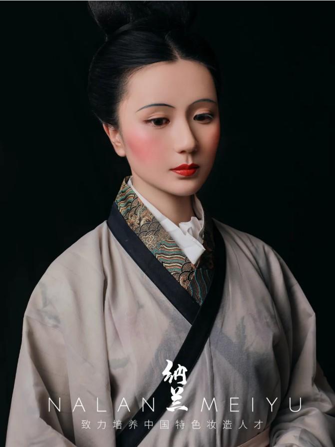 三国时期女子发型