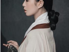 汉服妆造创作及欣赏:东汉妆容 椎髻