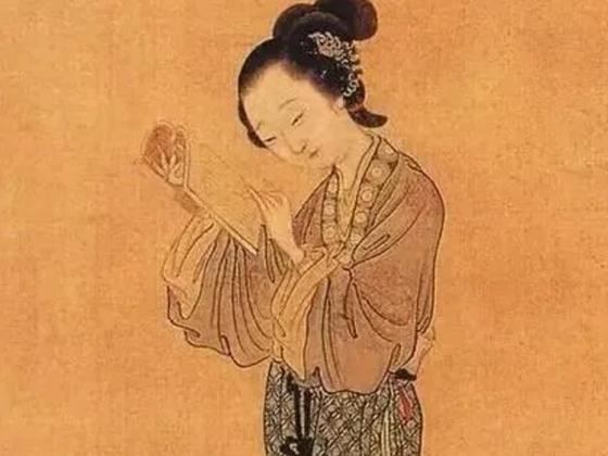 汉服妆造培训欣赏:清代汉族燕尾造型