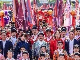 西塘汉服节2020时间,西塘汉服文化周报名组团