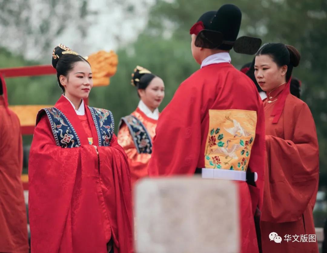 汉服文化周中隐藏的瑞兽,西塘汉服文化周介绍