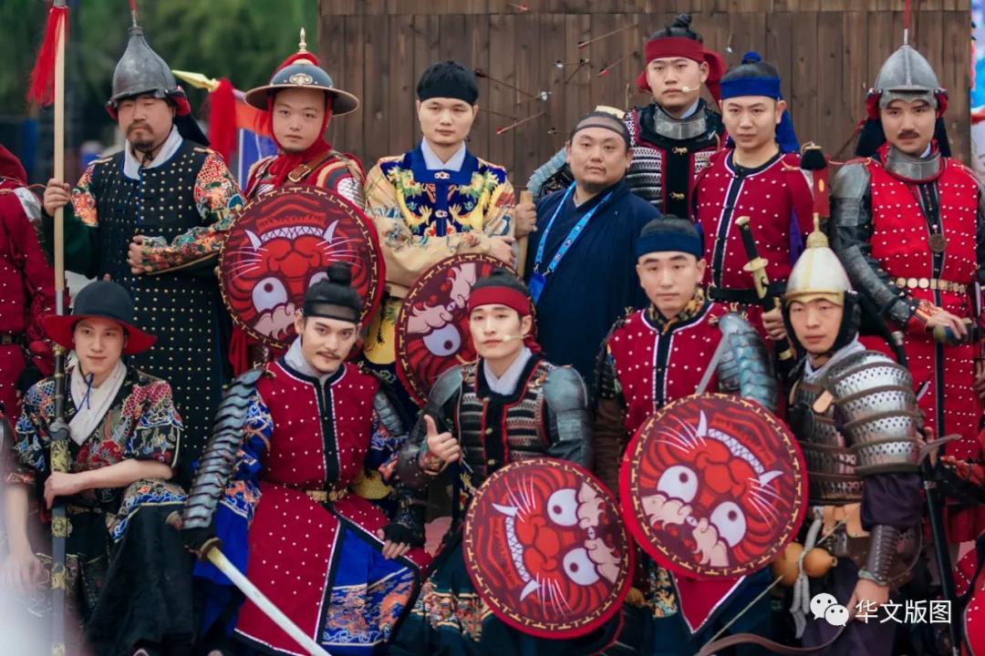 2020西塘汉服文化节活动:武备展演报名