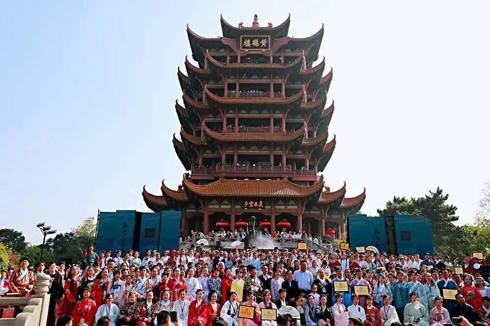 2020第八届中华礼乐大会,落单同袍抱抱团