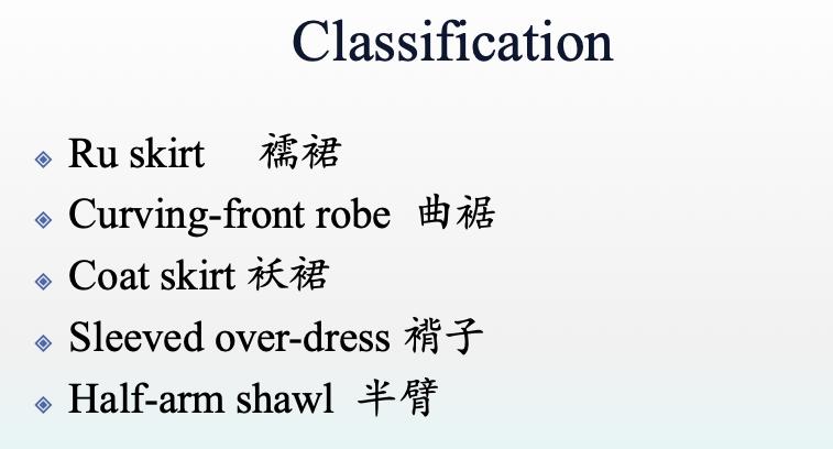 汉服用英语怎么说?怎么用英语介绍汉服