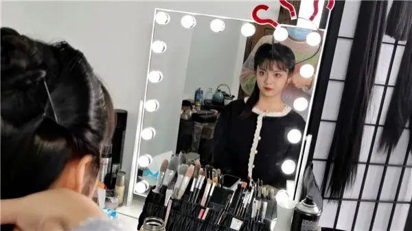 汉服kol介绍:汉服四月晨晨,粉丝眼中的