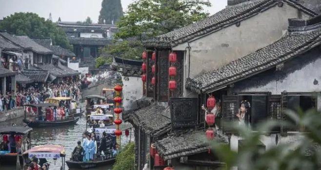 西塘汉服节2021交流群,期待第九届西塘汉服文化周