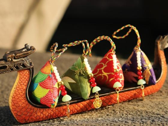 汉服活动 | 盘点多地端午汉服活动,汉服巡游、制香囊传承传统文化