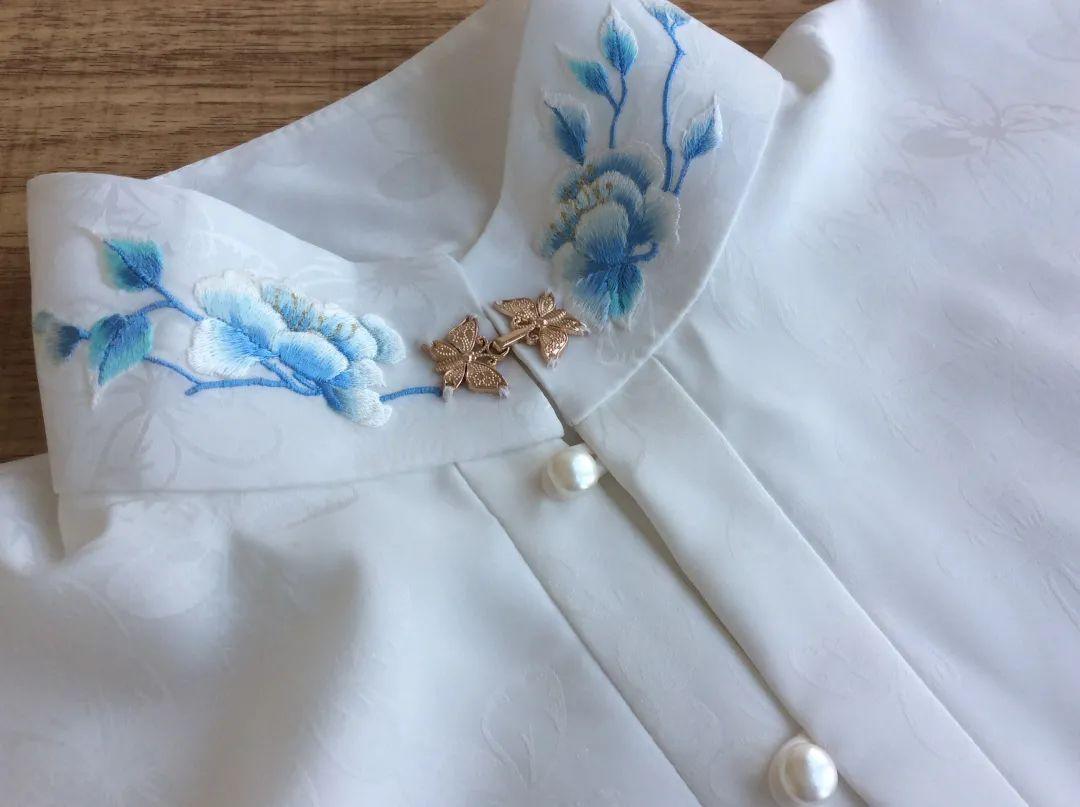 汉服制作课程 | 明制汉服制版裁剪缝纫工艺制作教程